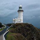 Cape Byron Lighthouse by Odille Esmonde-Morgan