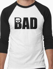 Bad - Breaking Bad Heisenberg Men's Baseball ¾ T-Shirt