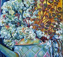 Meadow Bouquet by Barbara Sparhawk