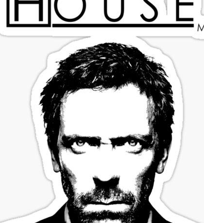 House M.D. Sticker