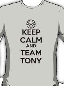 KCandTEAMTONY T-Shirt