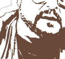 The Big Lebowski Walter Sobchak Amateurs T-Shirt Sticker