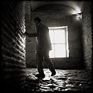 Walking in Hagia Sophia by Morten Kristoffersen