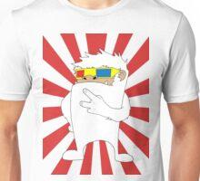 Yeti Now in 3D Unisex T-Shirt