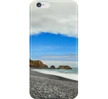 Walking On The Lost Coast iPhone Case/Skin