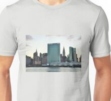 United Nations bldg...NYC Unisex T-Shirt