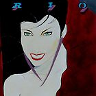 Rio Cover Art Painting - Rio  by Rick Short