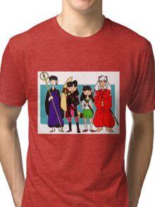 Squad Inyuyasha  Tri-blend T-Shirt