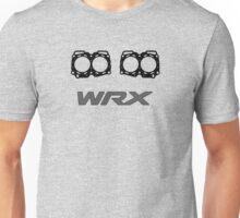 WRX Split Engine Block Unisex T-Shirt