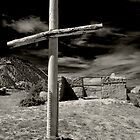 Abiquiu Cross by klindsey