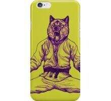 Martial Arts - Way of life #5 iPhone Case/Skin