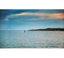 Evening Voyages Photographic Print