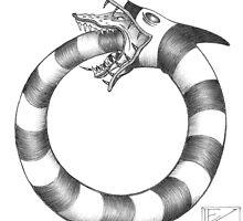 Sandworm Ouroboros by E. K. McDonnell