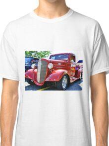 Custom Chevy Hot Rod Truck Classic T-Shirt