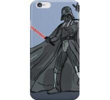 Darth vader selfie iPhone Case/Skin