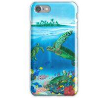 Love Triangle iPhone Case/Skin