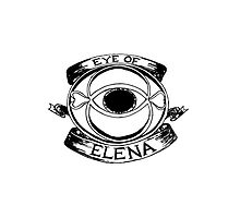 Eye of Elena by maestyle