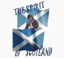 The Spirit of Scotland  *joak*. All profits to the RSPCA. by Alex Gardiner