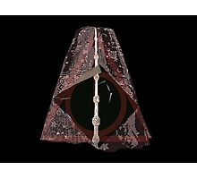 Deathly Hallows Harry Potter illuminati Photographic Print