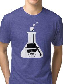 Heisenberg Flask Tri-blend T-Shirt
