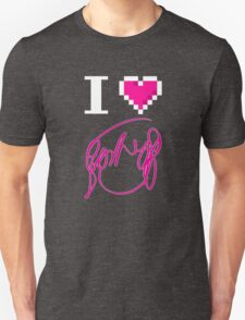 I Heart Flowers T-Shirt