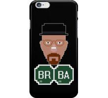 Pixelated Heisenberg iPhone Case/Skin