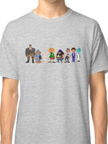 Day of tentacle - pixel art Classic T-Shirt
