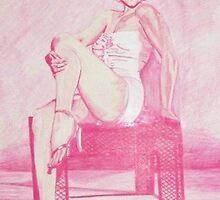 Monochromatic Starlet - Marilyn Monroe by vswart