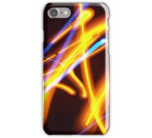 Retro Lightshow iPhone Case/Skin