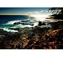 South Shore Seascape Photographic Print