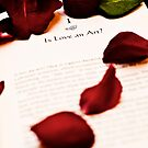 Is Love an Art? by Erin  Sadler