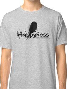 Happyness Owl Classic T-Shirt