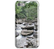 The Quiet of a Running Creek iPhone Case/Skin