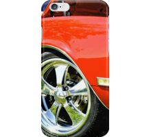 Chevrolet Camero SS iPhone Case/Skin