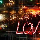 Digital Sensory Visions of Love by AlexKujawa