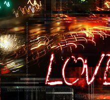 Digital Sensory Vision of Love by AlexKujawa