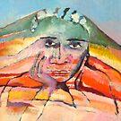 Portrait of Rosalie in Vanuatu  by lucyB