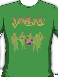 The Yardbirds T-Shirt Psychedelic Rock T-Shirt