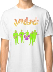 The Yardbirds T-Shirt Psychedelic Rock Classic T-Shirt