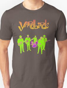 The Yardbirds T-Shirt Psychedelic Rock Unisex T-Shirt