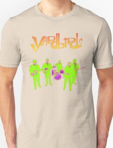 The Yardbirds T-Shirt Psychedelic Rock T-Shirt