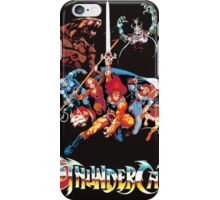 80's Cartoon Thunder Cats T-Shirt iPhone Case/Skin