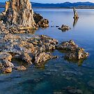 Tufa Towers by Anne McKinnell