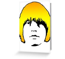 Brian Jones T-Shirt Greeting Card