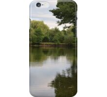 Sherwood Lakes  iPhone Case/Skin