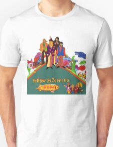 Yellow Zeppelin Submarine T-Shirt Unisex T-Shirt