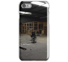 The Lonely Carpenter  iPhone Case/Skin