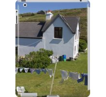 A House in the Country iPad Case/Skin