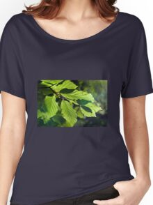 Last Of The Summer Leaves Women's Relaxed Fit T-Shirt