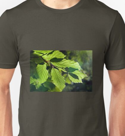 Last Of The Summer Leaves Unisex T-Shirt